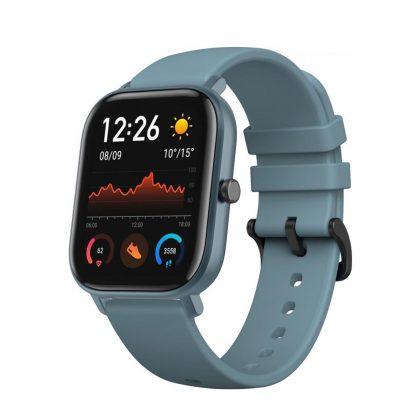 Umnye Chasy Xiaomi Amazfit Gts Smart Watch Blue 1