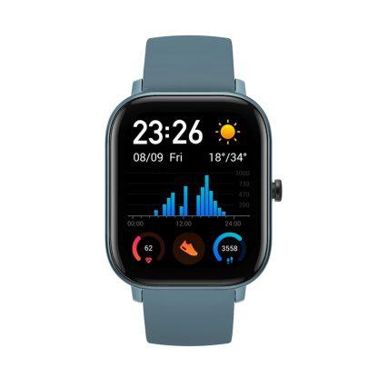 Umnye Chasy Xiaomi Amazfit Gts Smart Watch Blue 2