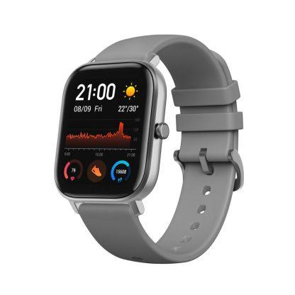 Umnye Chasy Xiaomi Amazfit Gts Smart Watch Grey 1