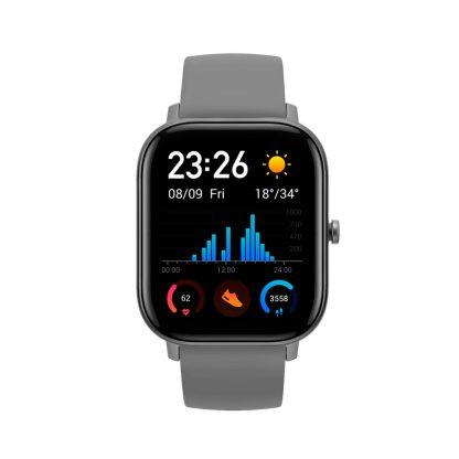 Umnye Chasy Xiaomi Amazfit Gts Smart Watch Grey 2