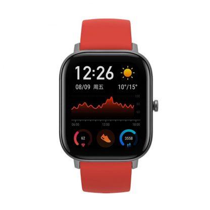 Umnye Chasy Xiaomi Amazfit Gts Smart Watch Orange 2