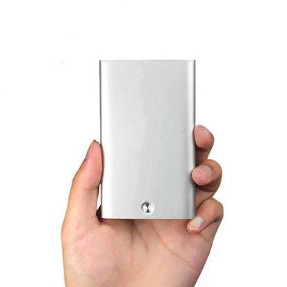 Vizitnicza Xiaomi Miiiw Technology Cardcase Silver 2