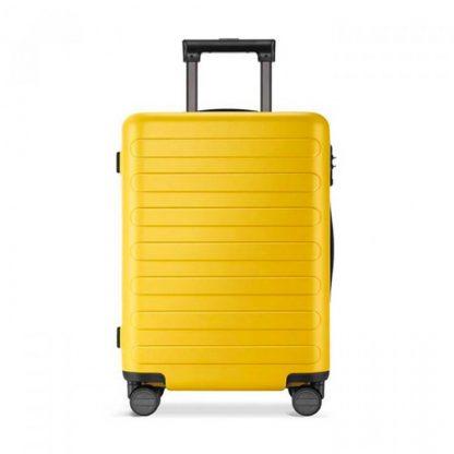 Chemodan Mi Trolley 90 Points 28 Yellow 1
