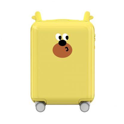 Detskij Chemodan Xiaomi Childish Little Ear Trolley Case Yellow 1