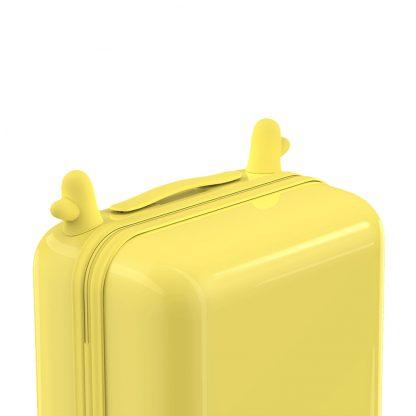 Detskij Chemodan Xiaomi Childish Little Ear Trolley Case Yellow 2
