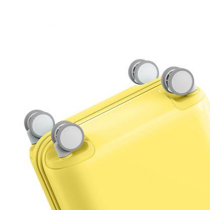 Detskij Chemodan Xiaomi Childish Little Ear Trolley Case Yellow 3