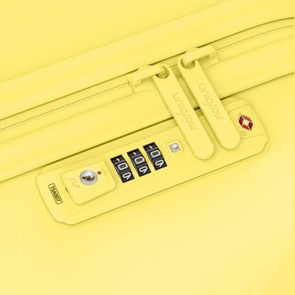 Detskij Chemodan Xiaomi Childish Little Ear Trolley Case Yellow 4