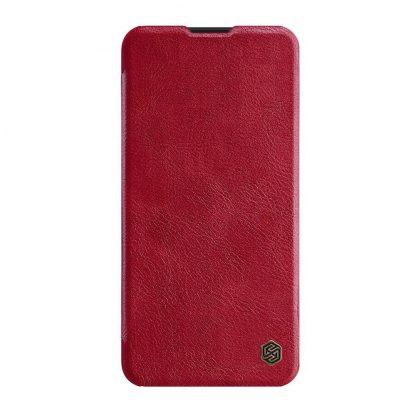 Knizhka Nillkin Qin Leather Xiaomi Redmi 8 Krasnyj 2