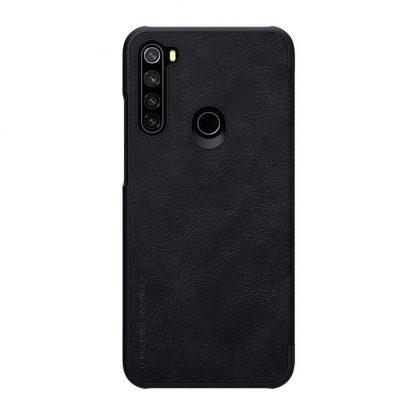 Knizhka Nillkin Qin Leather Xiaomi Redmi Note 8t Chernyj 1