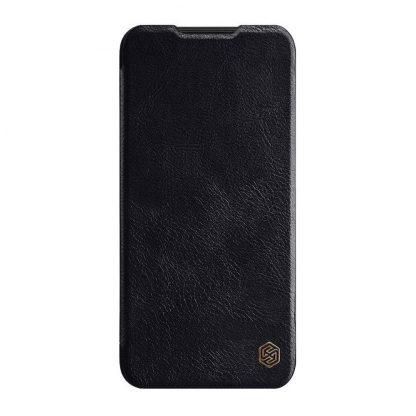 Knizhka Nillkin Qin Leather Xiaomi Redmi Note 8t Chernyj 2