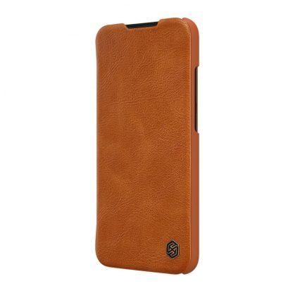 Knizhka Nillkin Qin Leather Xiaomi Redmi Note 8t Korichnevyj 3