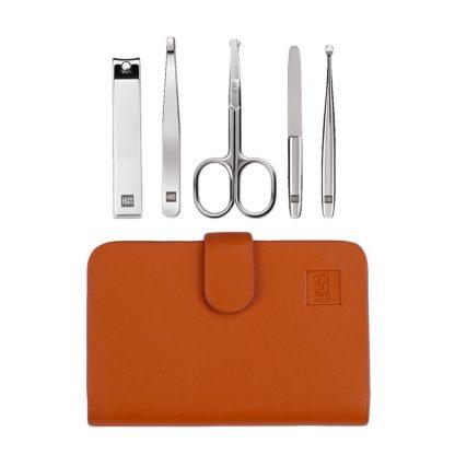 Manikyurnyj Nabor Xiaomi Huo Hou Stainless Steel Nail Clipper Set 1
