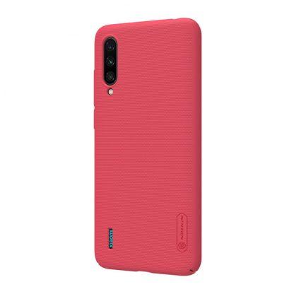 Nakladka Nillkin Super Frosted Shield Xiaomi Mi 9 Lite Krasnyj 3