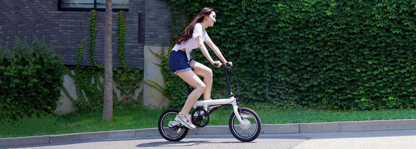Opisanie Qicycle Folding Electric Bike 1