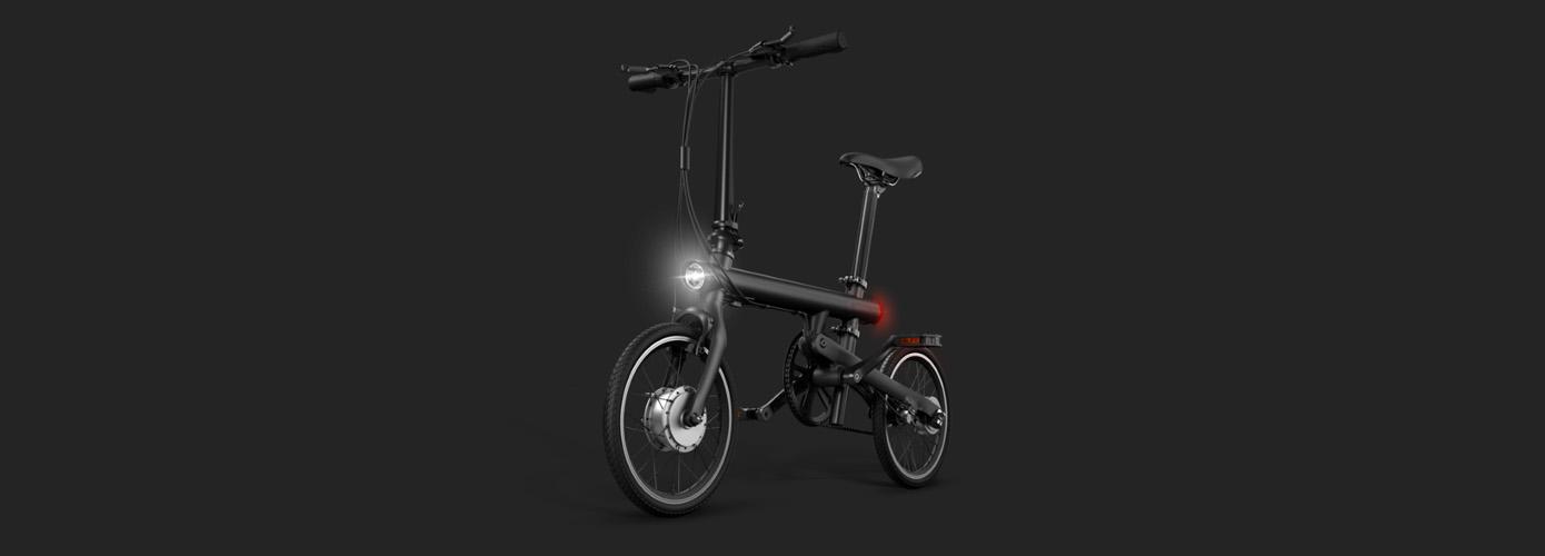 Opisanie Qicycle Folding Electric Bike 2
