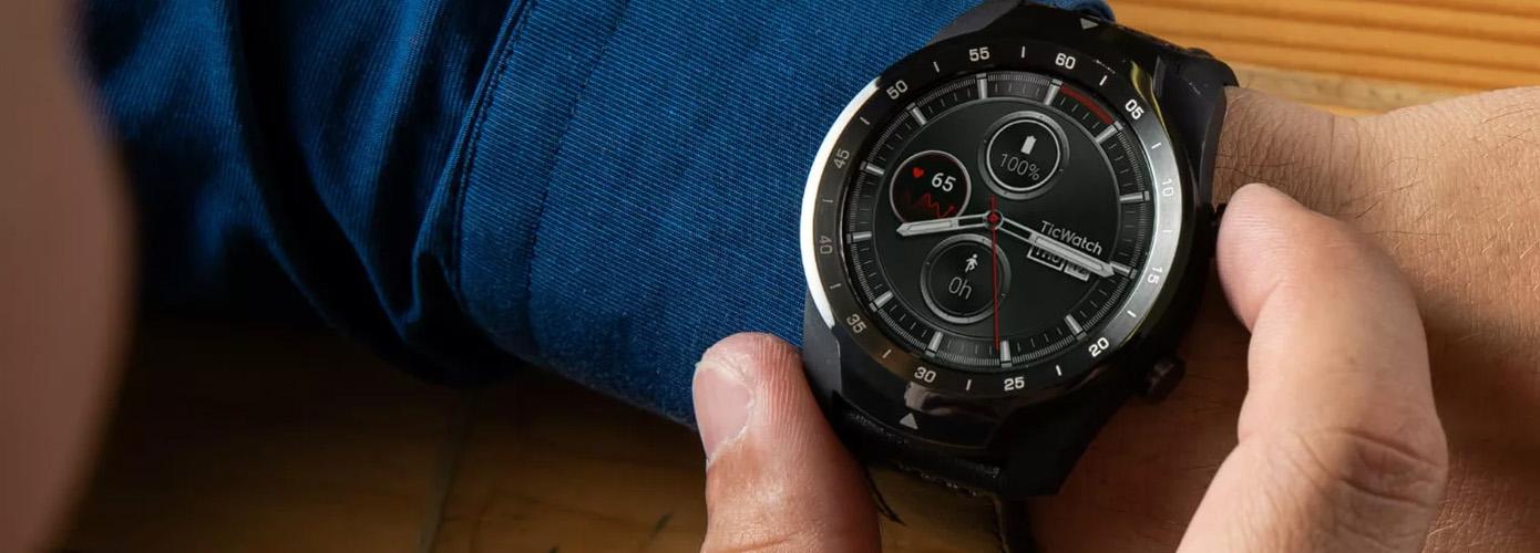 Opisanie Ticwatch Pro 1