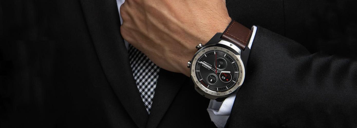 Opisanie Ticwatch Pro 2