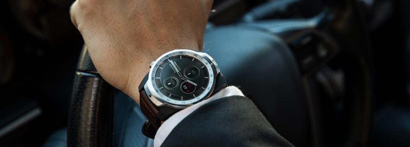 Opisanie Ticwatch Pro 3