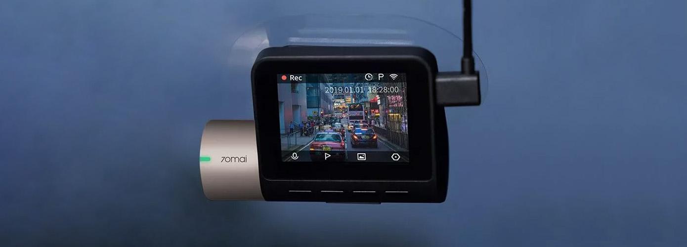 Opisanie Xiaomi 70 Mai Dash Cam Lite Black 2