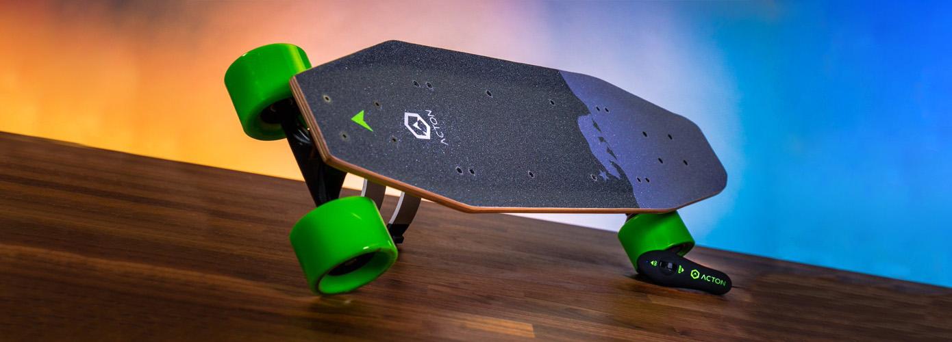 Opisanie Xiaomi Acton Electric Skateboard 01