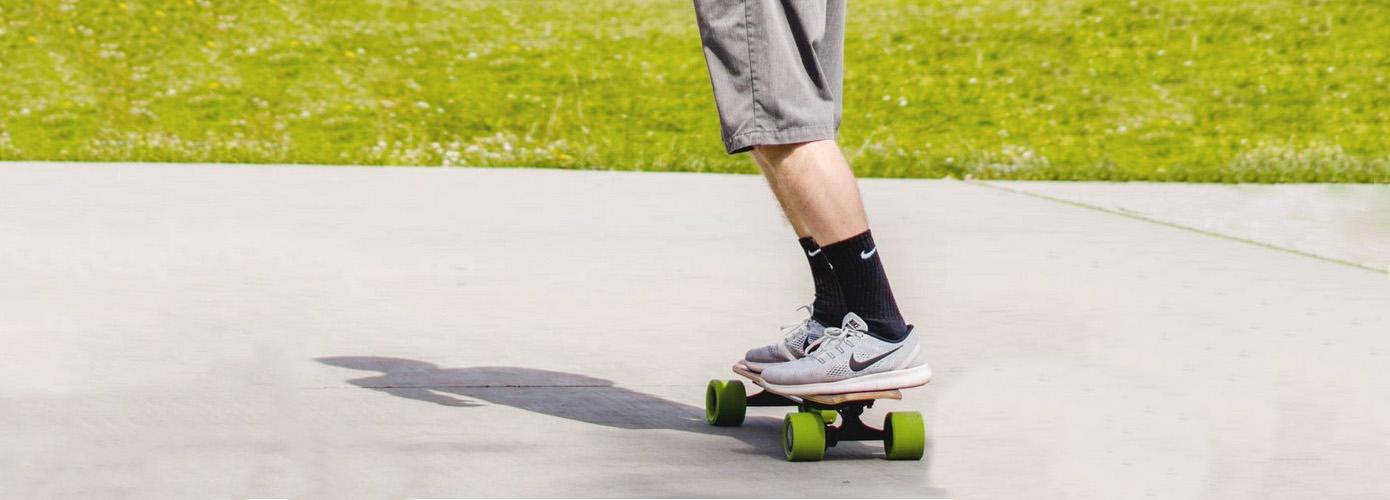 Opisanie Xiaomi Acton Electric Skateboard 2
