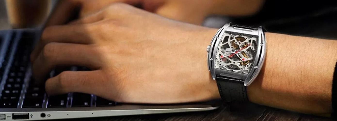 Opisanie Xiaomi Ciga Z Series Mechanical Watch 2