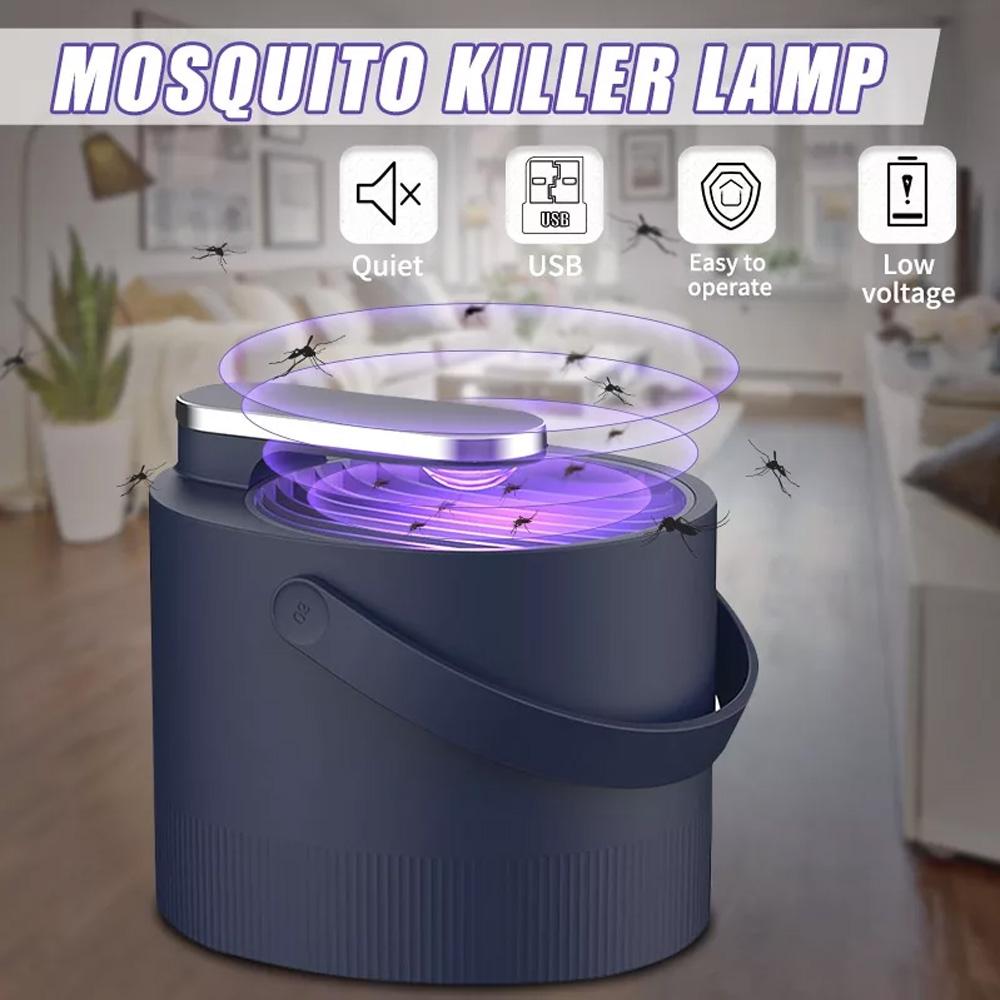 Opisanie Xiaomi Claite Mosquito Killer Lamp 2