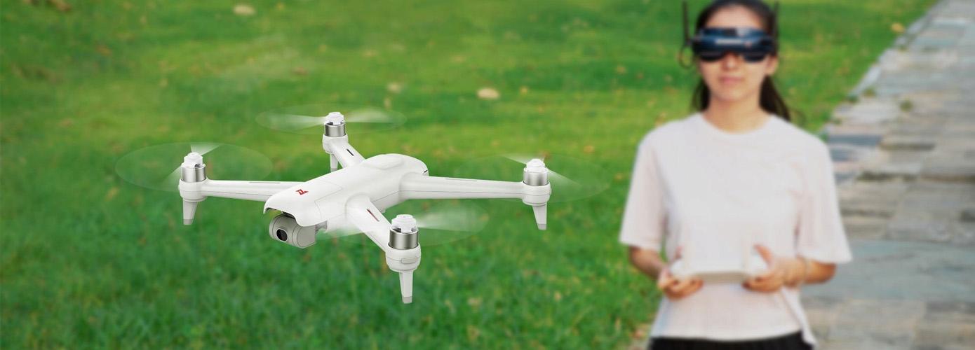 Opisanie Xiaomi Fimi A3 Drone 1