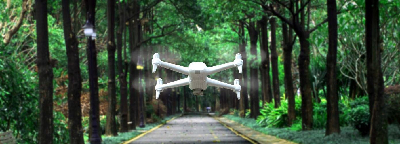 Opisanie Xiaomi Fimi A3 Drone 2