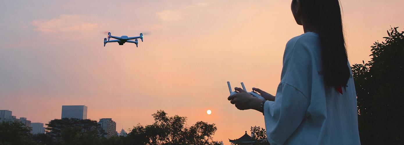 Opisanie Xiaomi Fimi A3 Drone 3