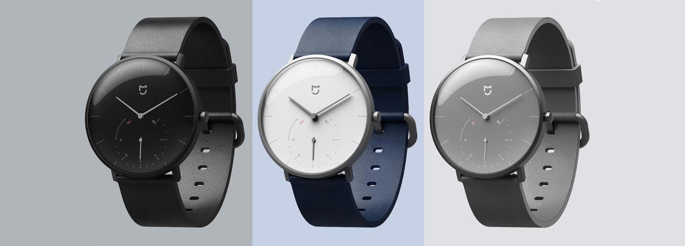 Opisanie Xiaomi Mijia Quartz Watch 1