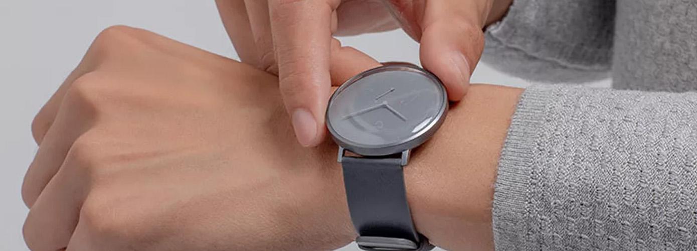Opisanie Xiaomi Mijia Quartz Watch 3