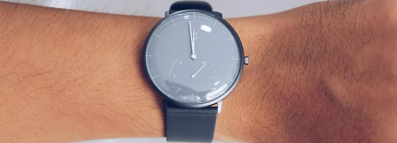 Opisanie Xiaomi Mijia Quartz Watch 4