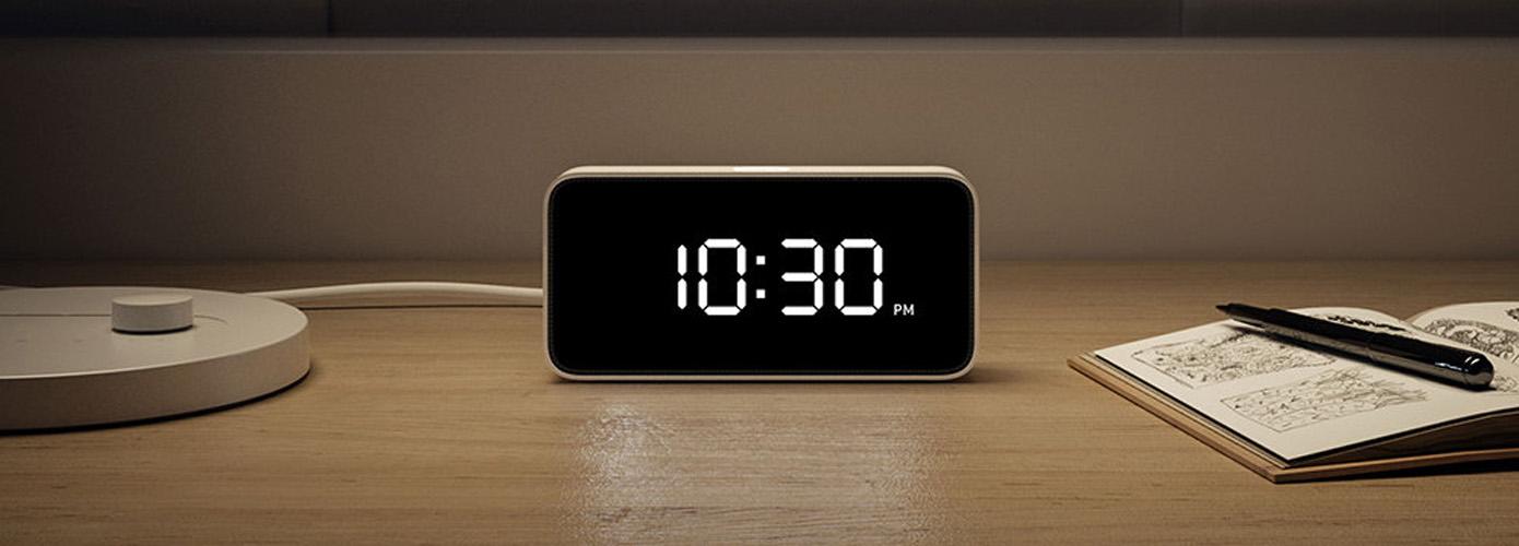 Opisanie Xiaomi Small Love Smart Alarm 1