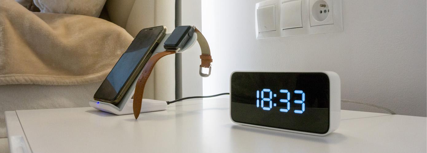 Opisanie Xiaomi Small Love Smart Alarm 2