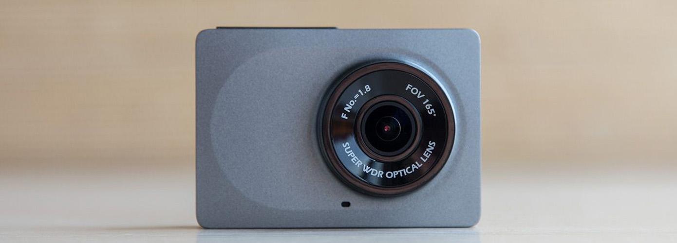 Opisanie Xiaomi Yi 1080p Car Wifi Dvr 1