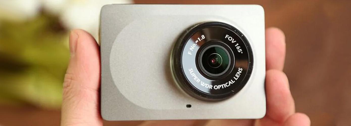 Opisanie Xiaomi Yi 1080p Car Wifi Dvr 2