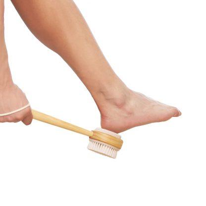 Shhetka Dlya Vanny Xiaomi Mijia Body Brush Bath Brush Double Side 2 V 1 3