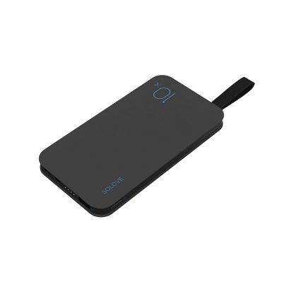 Vneshnij Akkumulyator Power Bank Xiaomi Solove X8 10000 Mah Black 1