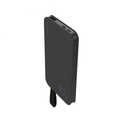 Vneshnij Akkumulyator Power Bank Xiaomi Solove X8 10000 Mah Black 2