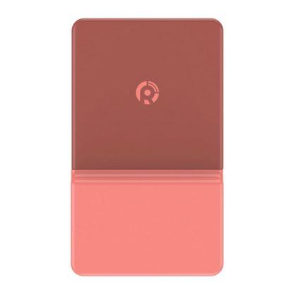 Besprovodnoe Zaryadnoe Ustrojstvo Xiaomi Rui Ling Power Sticker Red 1