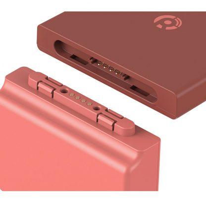 Besprovodnoe Zaryadnoe Ustrojstvo Xiaomi Rui Ling Power Sticker Red 2