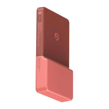 Besprovodnoe Zaryadnoe Ustrojstvo Xiaomi Rui Ling Power Sticker Red 4