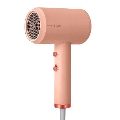 Fen Dlya Volos Zhibai Ion Hair Dryer Pink Hl311 2