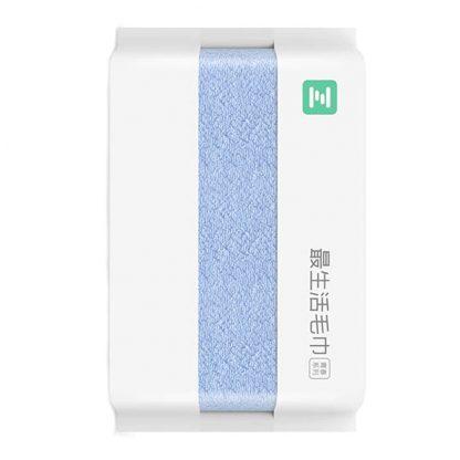 Hlopkovoe Polotencze Xiaomi Zsh Baby Series 105 X 105 Blue 1