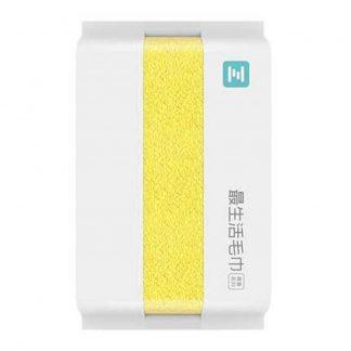 Hlopkovoe Polotencze Xiaomi Zsh Baby Series 105 X 105 Yellow 1