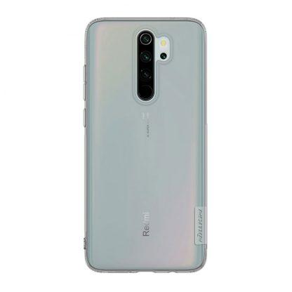 Nakladka Nillkin Silikonovaya Dlya Xiaomi Redmi Note 8 Pro Zatemnennaya 1