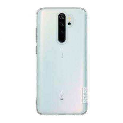 Nakladka Nillkin Silikonovaya Xiaomi Redmi Note 8 Pro Prozrachnaya 1