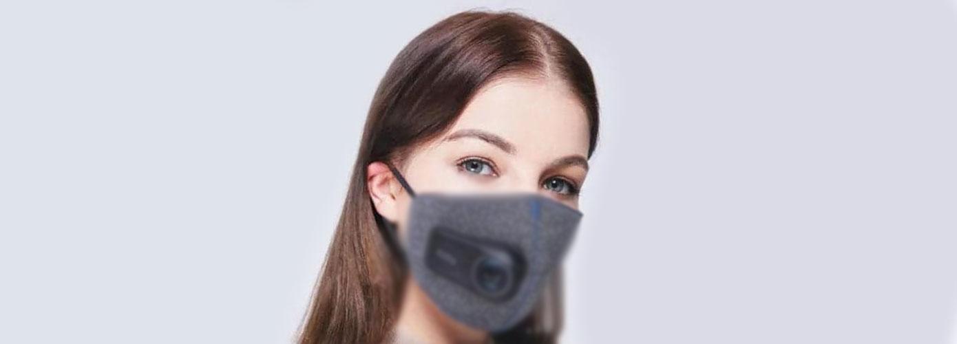 News Xiaomi Zapatentovala Umnuyu Masku S Datchikami Dlya Sbora Dannyh V Realnom Vremeni