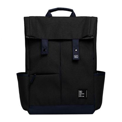 Ryukzak Xiaomi Urevo Youqi Energy College Leisure Backpack Black 1